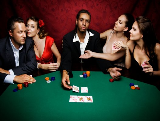 The Rules Of Playing Poker Game